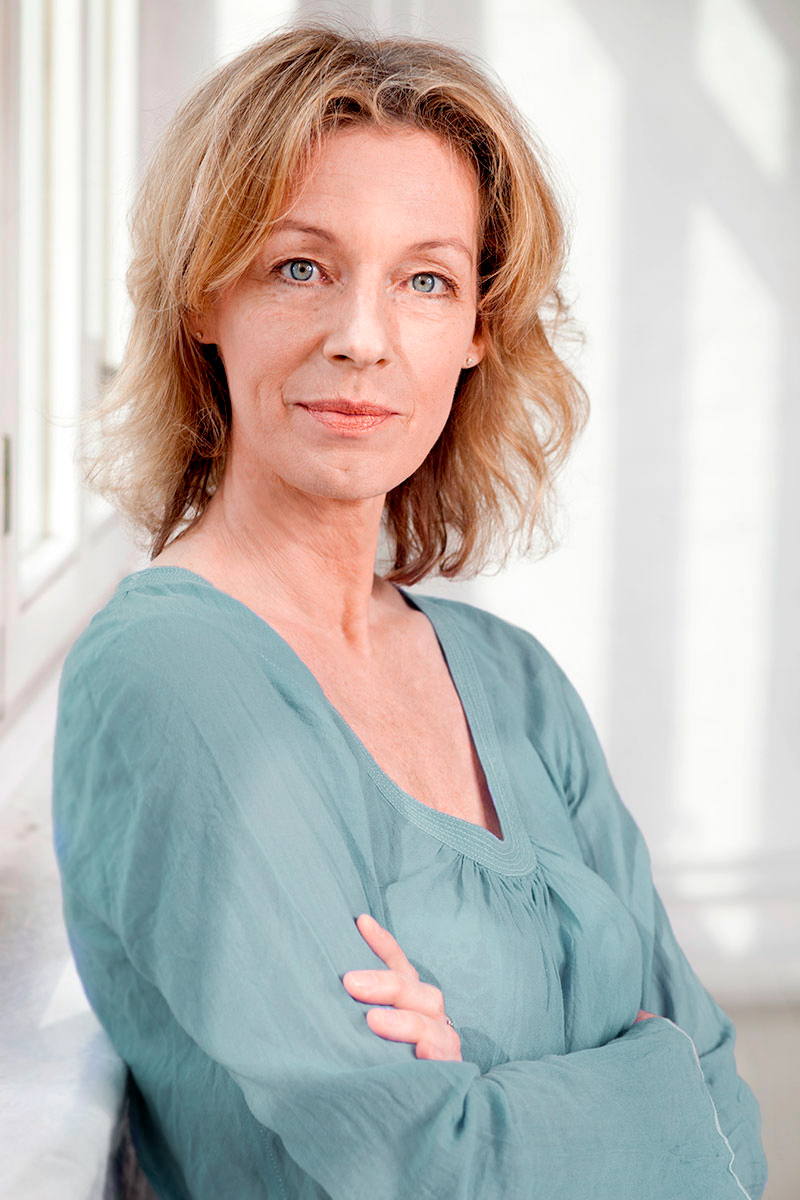 Autorin Sabine Eichhorst Corporate-Storys